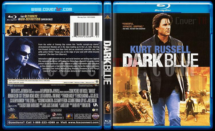 Dark Blue (Hesaplaşma) - Scan Bluray Cover - English [2002]-dark-blue-hesaplasmajpg