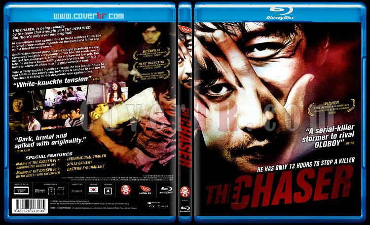 The Chaser (Ölümcül Takip) - Scan Bluray Cover - English [2008]-chaserjpg