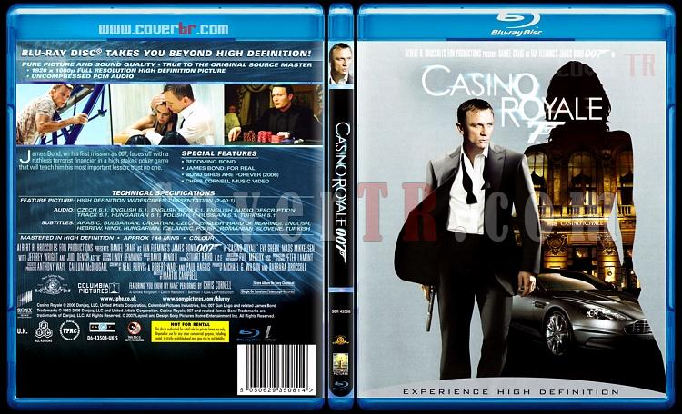 Casino Royale - Scan Bluray Cover - English [2006]-casino-royalejpg