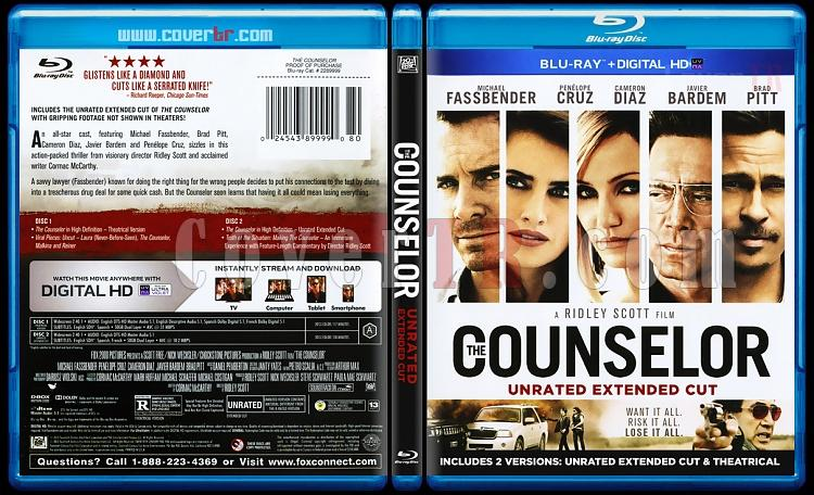 The Counselor (Danışman) - Scan Bluray Cover - English [2013]-counselor-izlemejpg