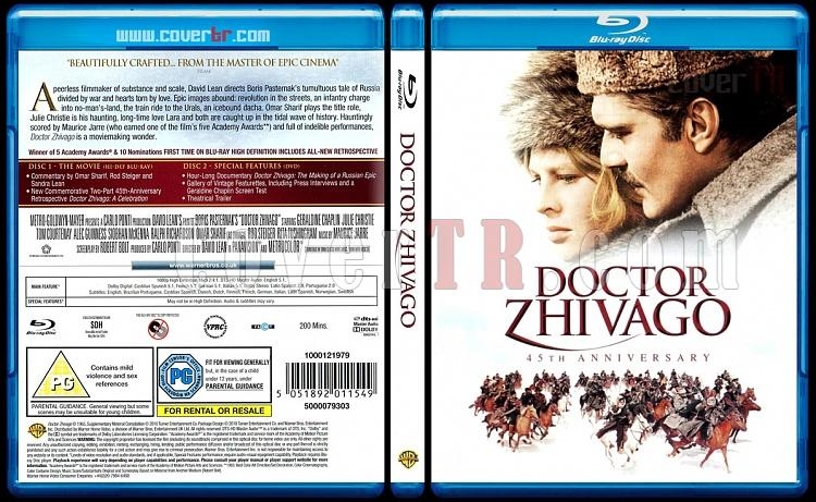 Doctor Zhivago (Doktor Jivago)- Scan Bluray Cover - English [1965]-doctor-zhivago-doktor-jivago-scan-bluray-cover-english-1965jpg