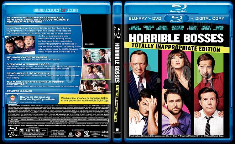 Horrible Bosses (Patrondan Kurtulma Sanatı) - Scan Blu-ray Cover - English [2011]-horrible-bosses-blu-rayjpg