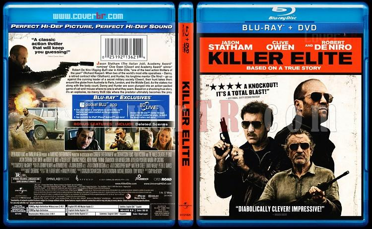 Killer Elite - Scan Blu-ray Cover - English [2011]-killer-elite-blu-rayjpg