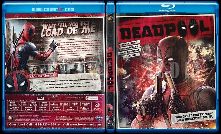 Deadpool - Scan Bluray Cover - English [2016]-deadjpg