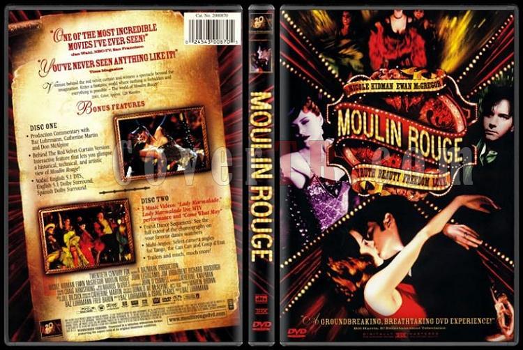 Moulin Rouge (Kırmızı Değirmen) - Scan Dvd Cover - English [2001]-moulin-rouge-dvd-coverjpg