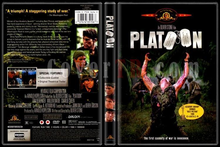 Platoon (Müfreze) - Scan Dvd Cover - English [1986]-platoon-dvd-coverjpg