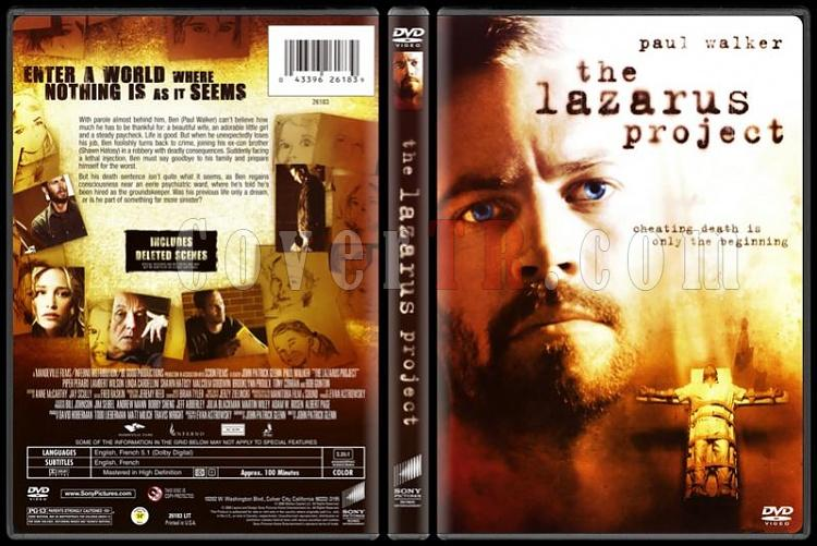 The Lazarus Project (Cennet Projesi) - Scan Dvd Cover - English [2008]-lazarus-project-dvd-coverjpg
