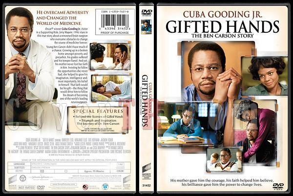 Gifted Hands: The Ben Carson Story - Scan Dvd Cover - English [2009]-gifted-hands-pjpg