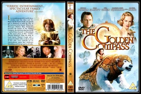 The Golden Compass (Altın Pusula) - Scan Dvd Cover - English [2007]-thegoldenonizlemeejpg