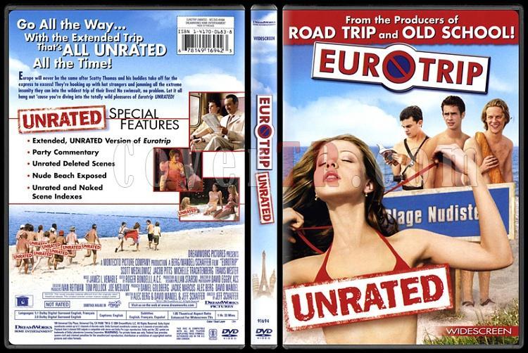 EuroTrip (Avrupa Muhabbeti) - Scan Dvd Cover - English [2004]-eurotrip-avrupa-muhabbeti-custom-dvd-cover-english-2004-picjpg