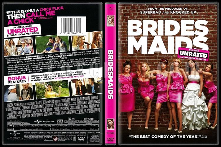 Bridesmaids (Nedimeler) - Scan Dvd Cover - English [2011]-bridesmaids-nedimeler-scan-dvd-cover-english-2011-picjpg