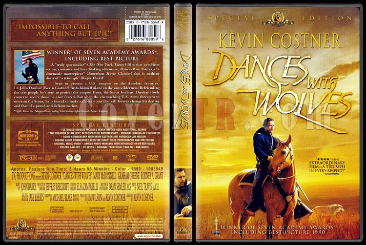 Dances with Wolves (Kurtlarla Dans) - Scan Dvd Cover - English [1990]-dances-wolves-kurtlarla-dans-scan-dvd-cover-english-1990-picjpg
