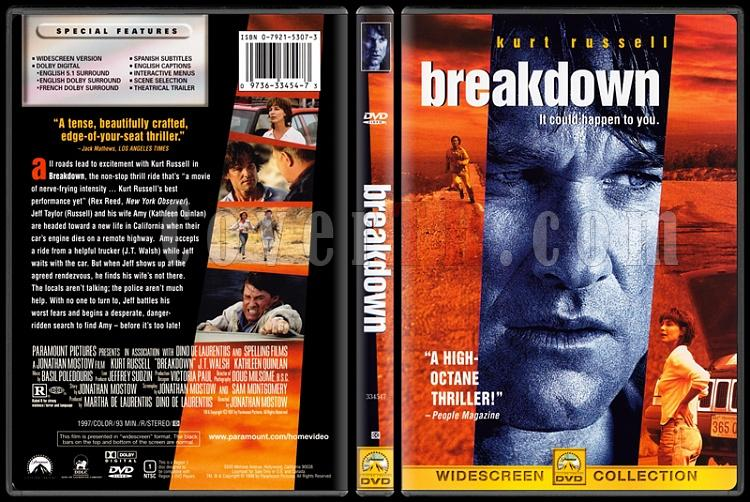Breakdown (Tuzak) - Scan Dvd Cover - English [1997]-breakdown-tuzak-scan-dvd-coverjpg