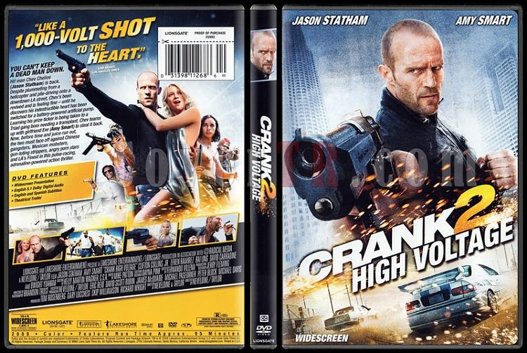Crank: High Voltage (Tetikçi 2: Yüksek Gerilim) - Scan Dvd Cover - English [2009]-crank-high-voltage-tetikci-2-yuksek-gerilim-scan-dvd-coverjpg