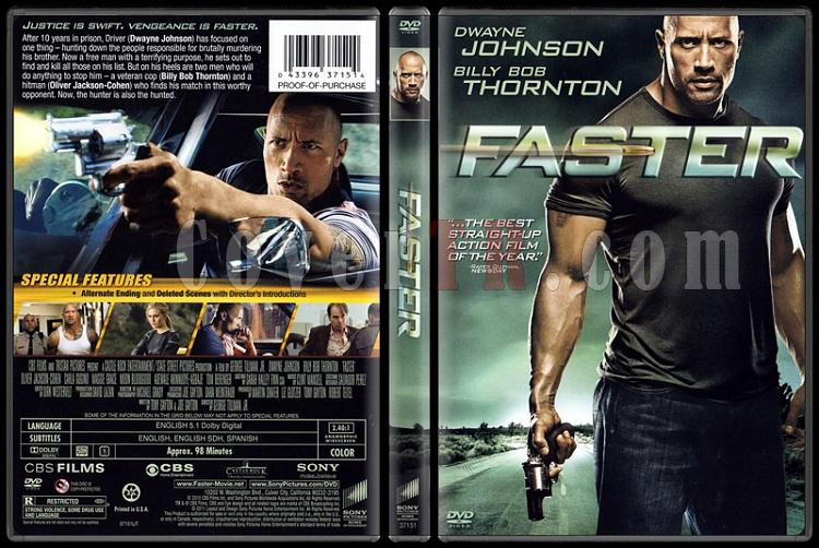 Faster (Hızlı) - Scan Dvd Cover - English [2010]-faster-hizlijpg