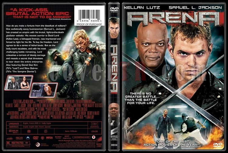 Arena - Scan Dvd Cover - English [2011]-arenajpg