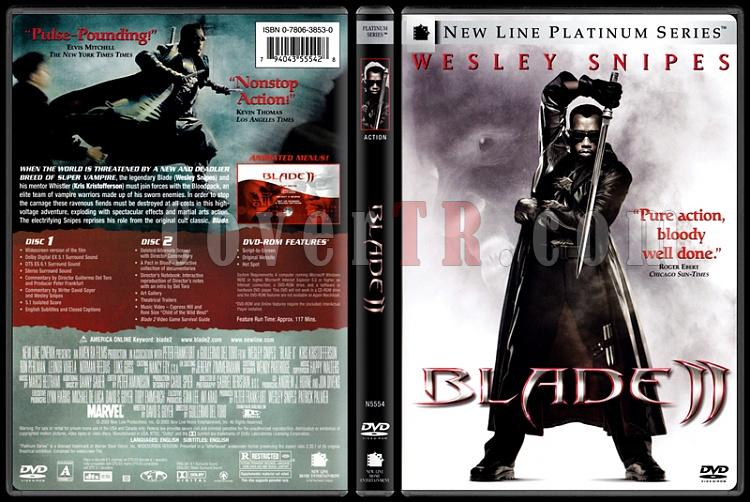 Blade 2 - Scan Dvd Cover - English [2002]-blade-2jpg