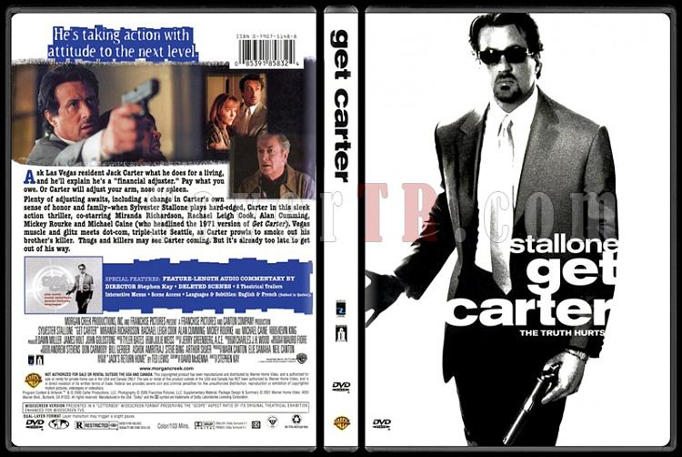 Get Carter (Yüzleşme) - Scan Dvd Cover - English [2000]-get-carter-yuzlesmejpg