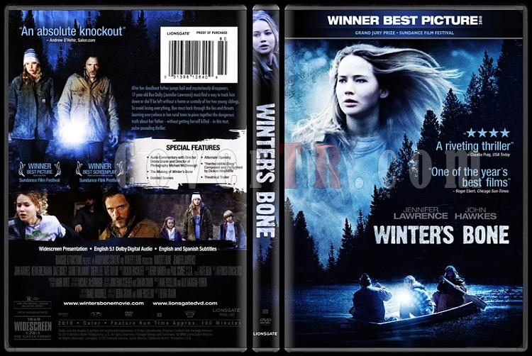 Winter's Bone (Gerceğin Parçaları) - Scan Dvd Cover - English [2010]-winters-bone-gercegin-parcalari-2010-english-prejpg