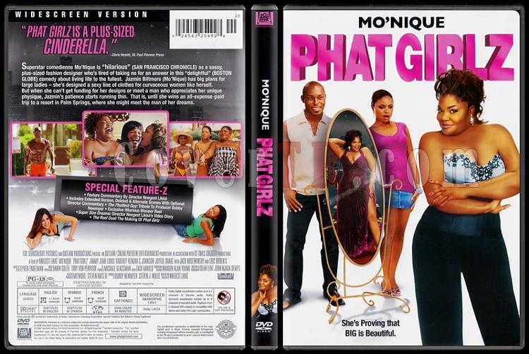 Phat Girlz (Şişman Kızlar) - Scan Dvd Cover - English [2006]-phat-girlz-sisman-kizlar-2006-scan-dvd-cover-prejpg