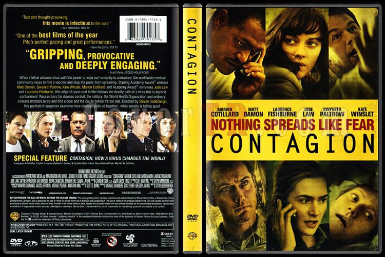 Contagion (Salgın) - Scan Dvd Cover - English [2011]-contagion-salginjpg