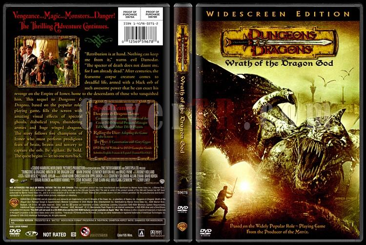 Dungeons & Dragons: Wrath of the Dragon God - Scan Dvd Cover - English [2005]-dungeons-dragons-wrath-dragon-god-picjpg