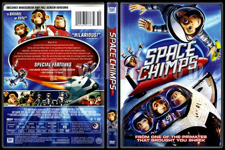 Space Chimps (Uzay Maymunları) - Scan Dvd Cover - English [2008]-space-chimps-uzay-maymunlari-2008-english-scan-dvd-cover-prejpg