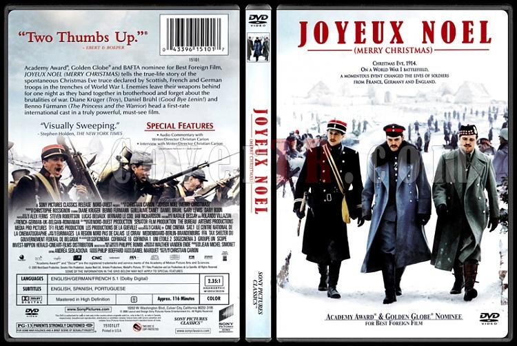 Joyeux Noel (Ateşkes) - Scan Dvd Cover - English [2005]-joyeux-noel-ateskes-scan-dvd-cover-english-2005jpg