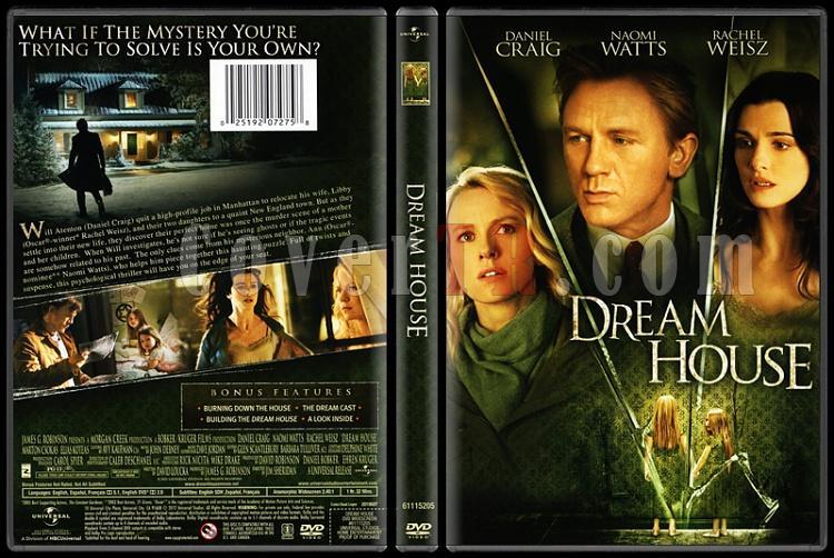 Dream House (Korku Evi) - Scan Dvd Cover - English [2011]-dream-house-korku-evi-scan-dvd-cover-english-2011-prejpg
