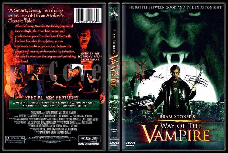 Way of the Vampire - Scan Dvd Cover - English [2005]-way-vampirejpg