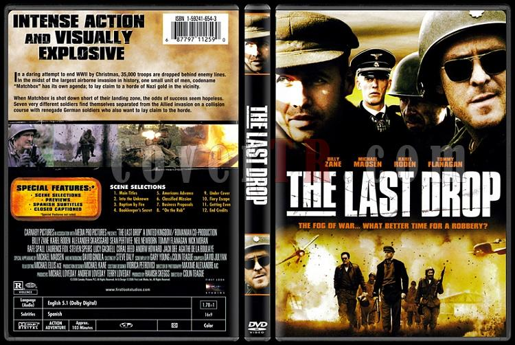 The Last Drop - Scan Dvd Cover - English [2006]-last-dropjpg