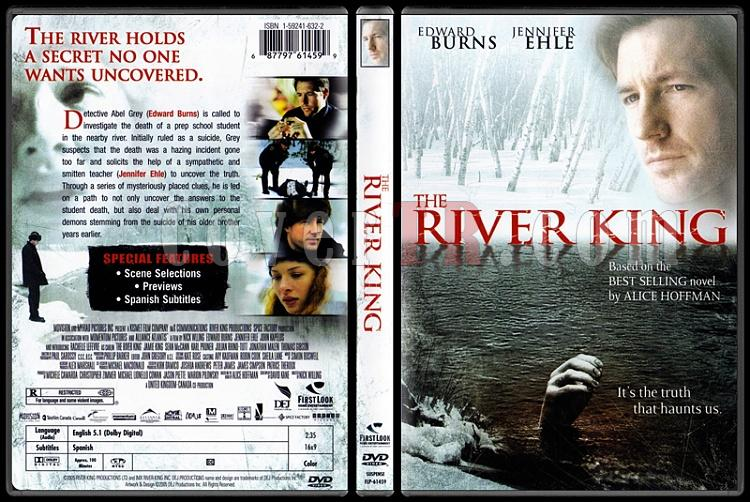 The River King (Nehrin Kralı) - Scan Dvd Cover - English [2005]-river-king-nehrin-kralijpg