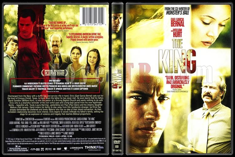 The King - Scan Dvd Cover - English [2005]-2jpg