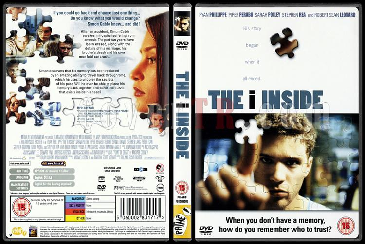 The I Inside (İçimdeki Ben) - Scan Dvd Cover - English [2004]-1jpg
