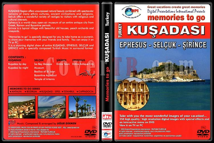 Memories To Go Kuşadası - Scan Dvd Cover - English [2005]-memories-go-kusadasijpg