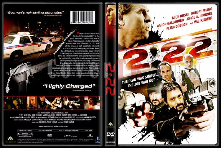 2:22 (2.22) - Scan Dvd Cover - English [2008]-222-222-scan-dvd-cover-english-2008-prejpg
