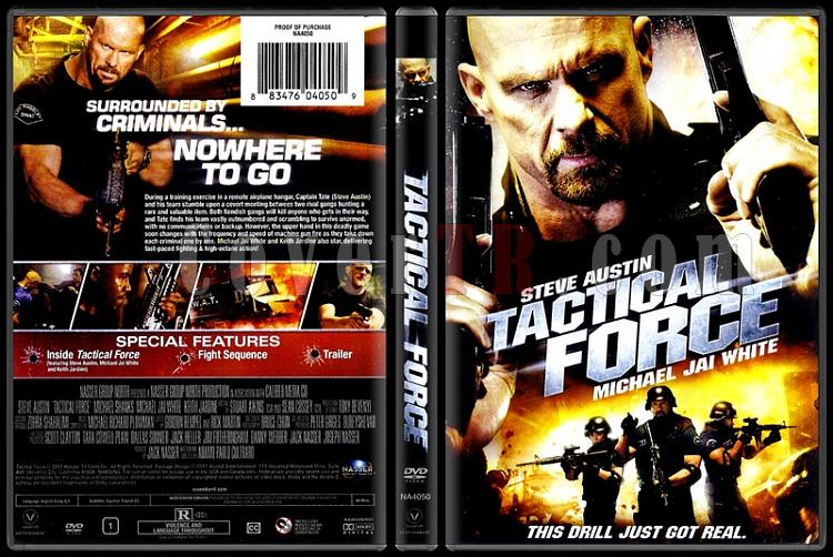 Tactical Force (Özel Kuvvet) - Scan Dvd Cover - English [2011]-tactical-force-ozel-kuvvet-scan-dvd-cover-english-2011-prejpg