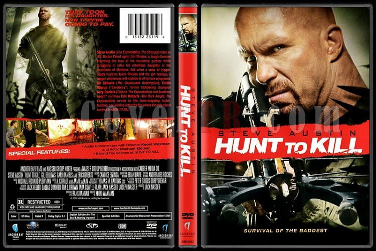 Hunt to Kill (Ölüm Avı) - Scan Dvd Cover - English [2010]-hunt-kill-olum-avi-scan-dvd-cover-english-2010-prejpg
