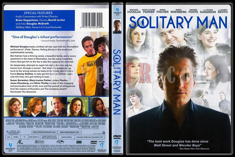 Solitary Man (Yalnız Adam) - Scan Dvd Cover - English [2009]-solitary-man-yalniz-adamjpg