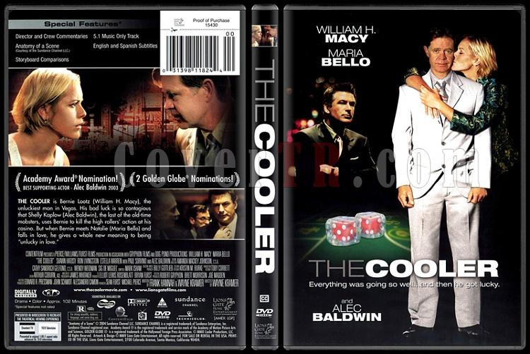 The Cooler (Vegas'ta Son Şans) - Scan Dvd Cover - English [2003]-cooler-vegasta-son-sansjpg