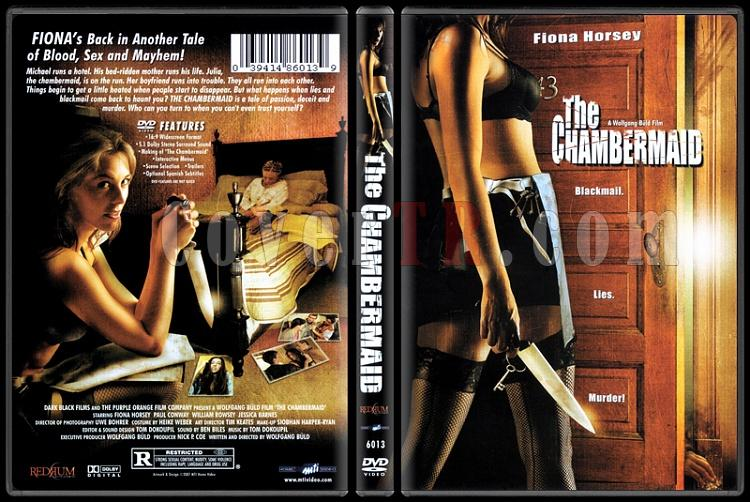 The Chambermaid - Scan Dvd Cover - English [2004]-chambermaidjpg