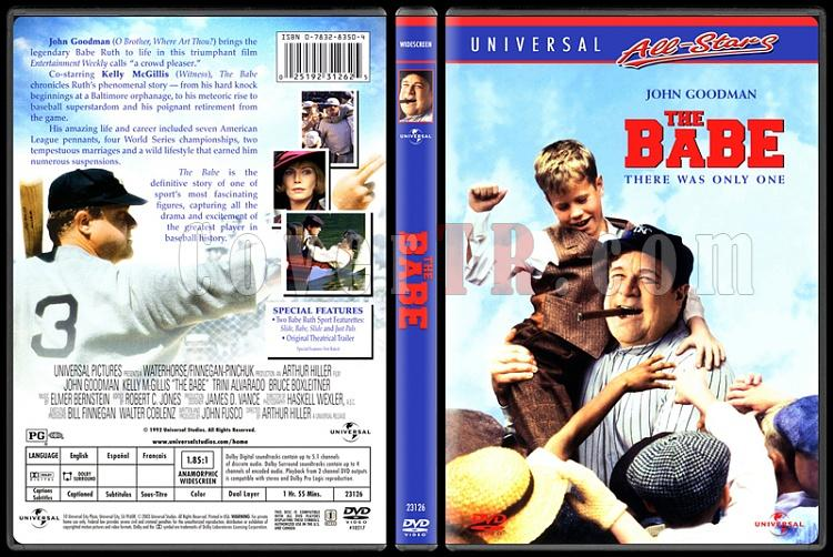 The Babe (Zirve Yolunda) - Scan Dvd Cover - English [1992]-babe-zirve-yolundajpg