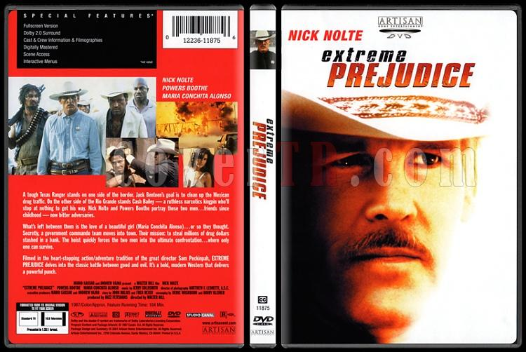 Extreme Prejudice (Hüküm) - Scan Dvd Cover - English [1987]-extreme-prejudice-hukum-scan-dvd-cover-english-1987-prejpg