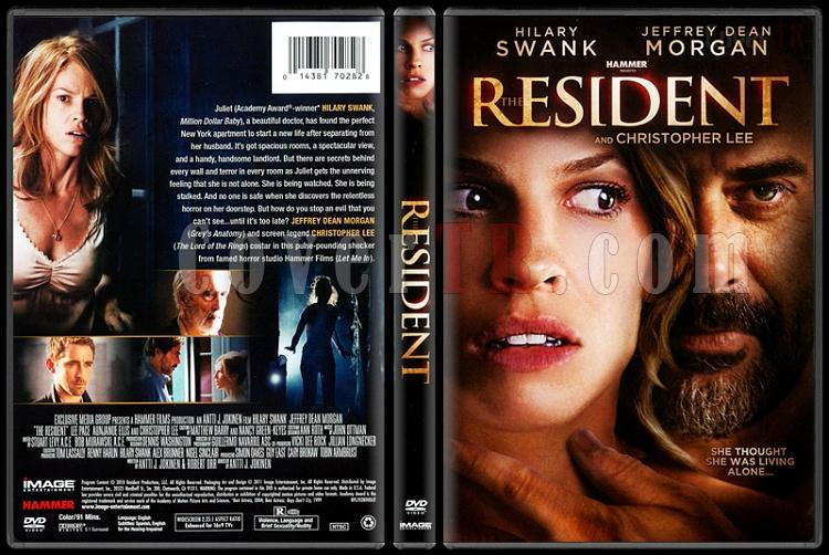 The Resident (Kiracı) - Scan Dvd Cover - English [2011]-resident-kiracijpg