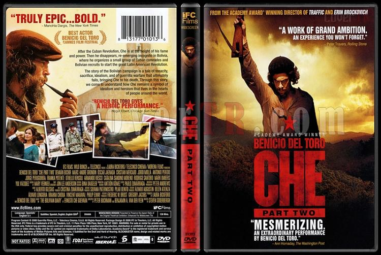 Che: Part Two - Scan Dvd Cover - English [2008]-che-part-twojpg