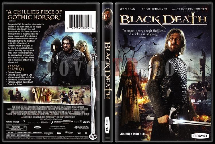 Black Death (Kara Ölüm) - Scan Dvd Cover - English [2010]-black-death-kara-olumjpg