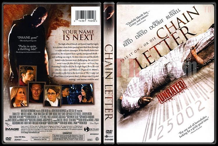 Chain Letter (Ölüm Zinciri) - Scan Dvd Cover - English [2010]-chain-letter-olum-zincirijpg