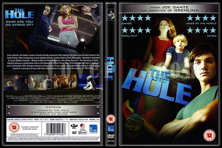 The Hole (Mahzen) - Scan Dvd Cover - English [2009]-hole-mahzenjpg