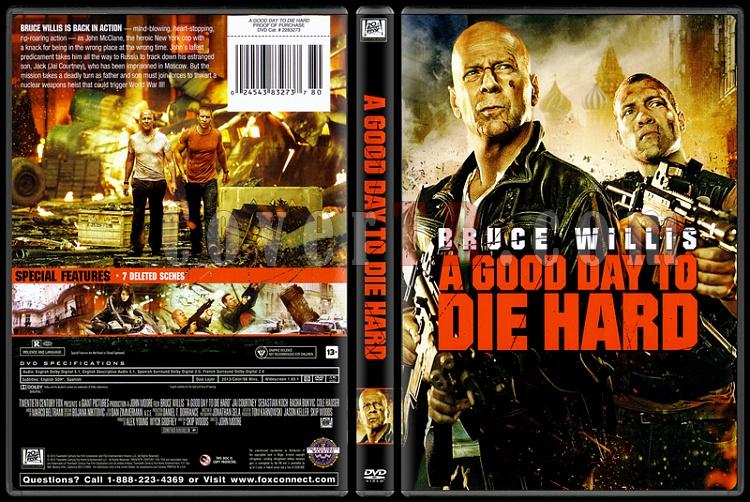 A Good Day to Die Hard (Zor Ölüm: Ölmek İçin Güzel Bir Gün) - Scan Dvd Cover - English [2013]-good-day-die-hard-scan-dvd-coverjpg
