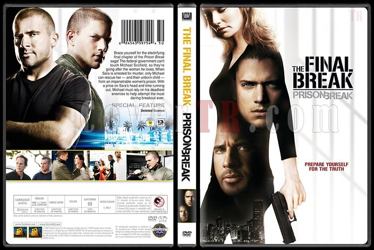 Prison Break: The Final Break - Scan Dvd Cover - English [2009]-prison-break-final-breakjpg